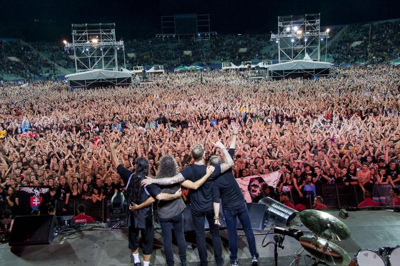 Metallica в София 2019?