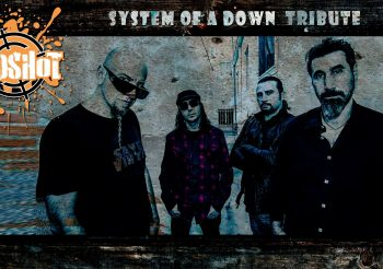 System Of A Down Tribute by Hedshot 13.04.19