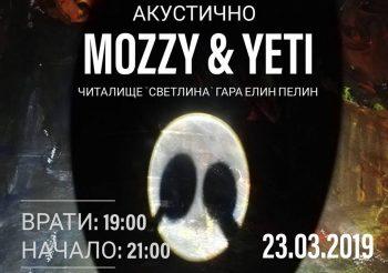 Акустично с Mozzy&Yeti 23.03 @Repeticionnata